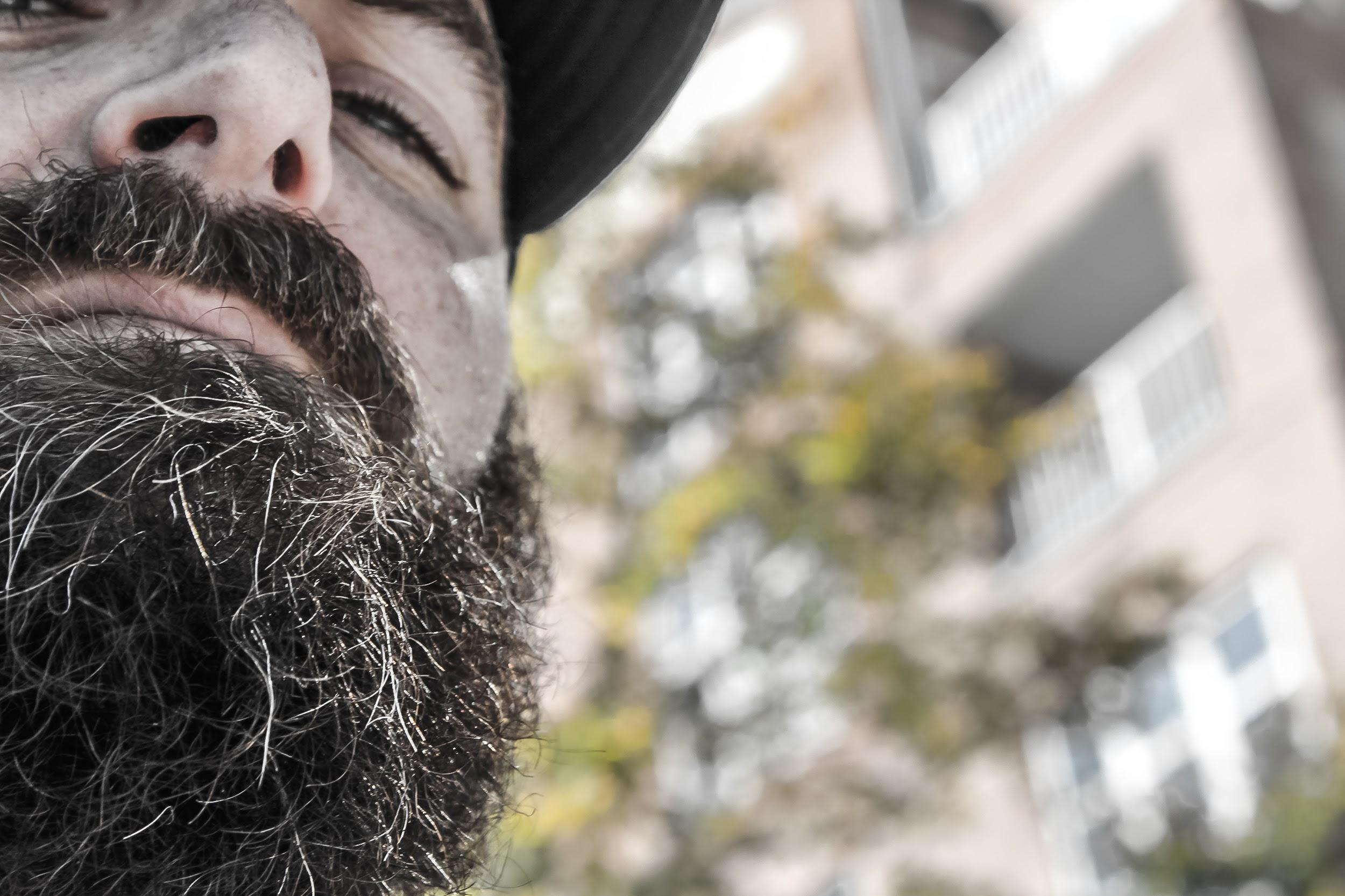 Check out my beard! (From: Pexels)
