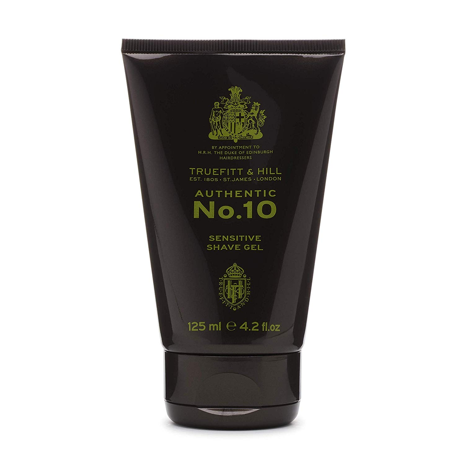 Truefitt and Hill No. 10 Sensitive Shave Gel (From: Amazon)