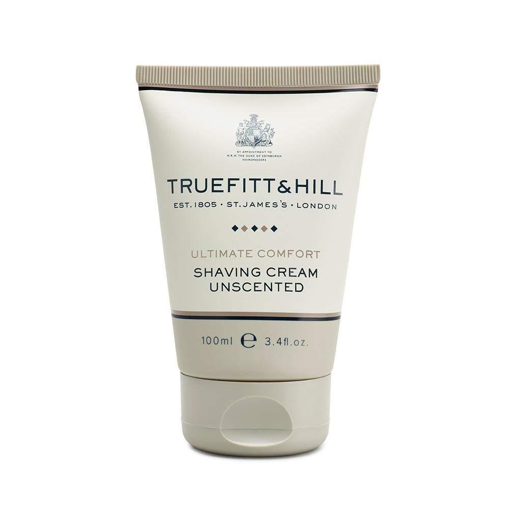 Truefitt and Hill Ultimate Comfort Shaving Cream Tube (From: Amazon)