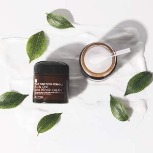 A container of Mizon All in One Snail Repair Cream (From: amazon.com).