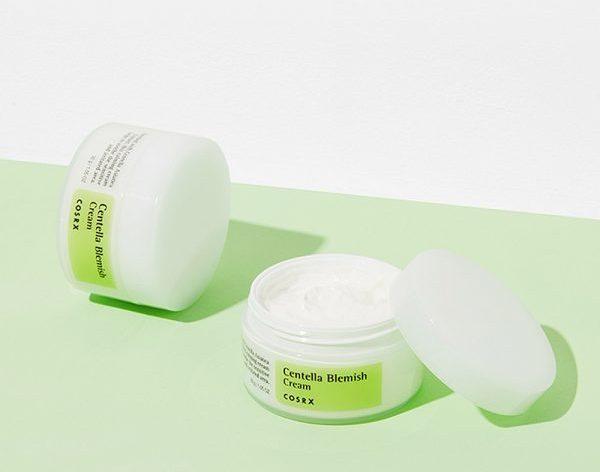 COSRX Centella Blemish Cream (Open)