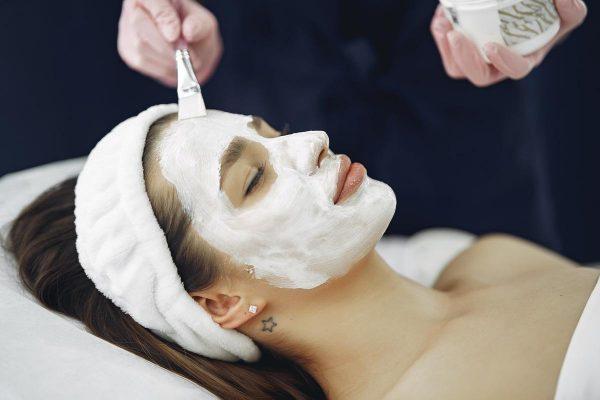 Facial Treatment (From: Pexels)