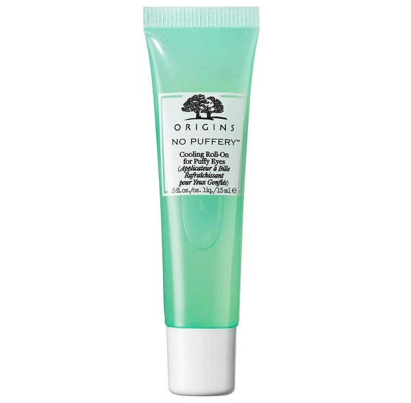 Origins No Puffery Cooling Roll-On for Puffy Eyes (From:Origins.com).