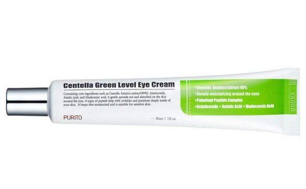 PURITO Centella Green Level Eye Cream (From:Puritoen.com).