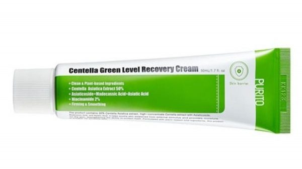 Purito Centella Green Level Recovery Cream (From: Puritoen.com)