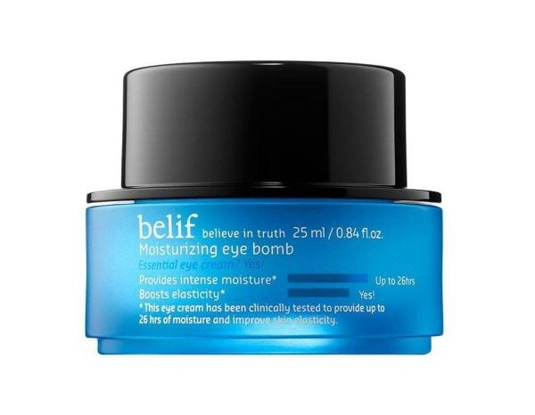 belif Moisturizing Eye Bomb (From:Amazon.com).