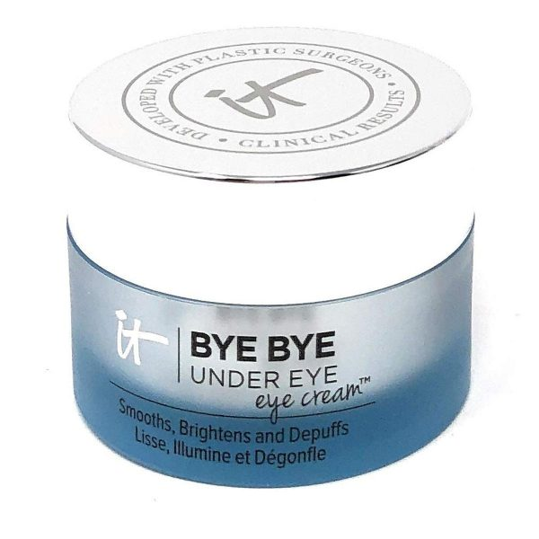 IT Cosmetics Bye Bye Under Eye Eye Cream (From:Amazon.com).