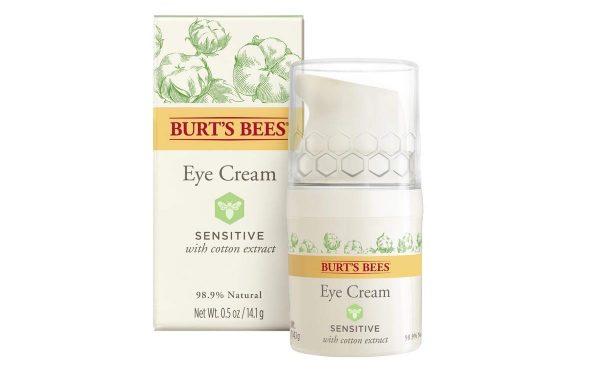 Burt's Bees Sensitive Eye Cream (From: Amazon)