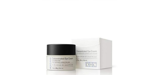 DHC Concentrated Eye Cream (From: Amazon)