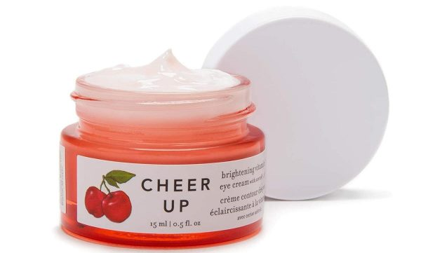 Farmacy Cheer Up Brightening Vitamin C Eye Cream (From: Amazon)