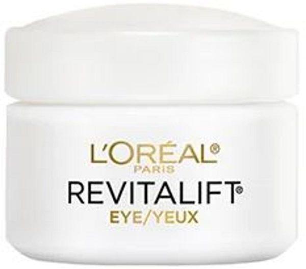 L'Oreal Paris Revitalift Anti-Wrinkle + Firming Eye Cream (From: lorealparisusa.com)