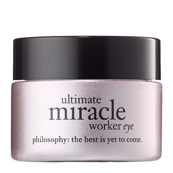Philosophy Ultimate Miracle Worker Eye Cream (From: Amazon)