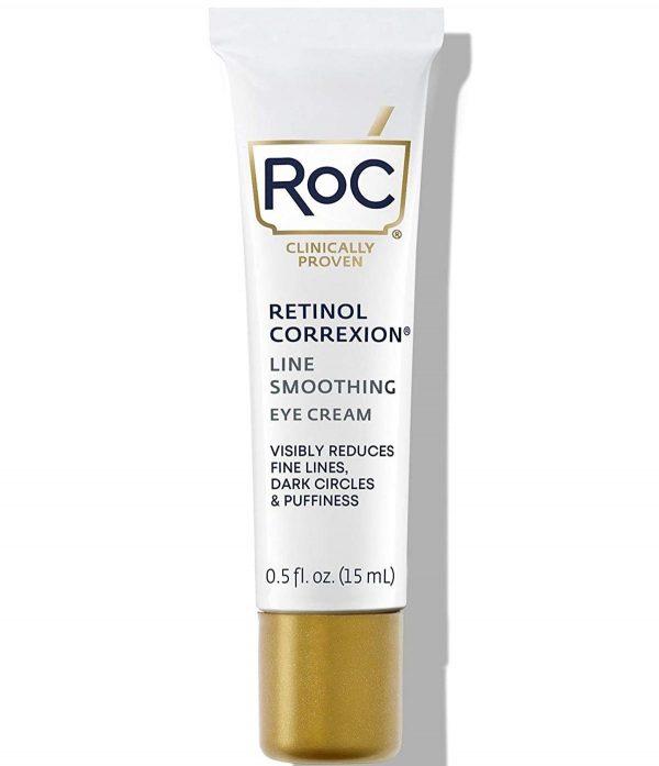 RoC Retinol Correxion Anti-Aging Eye Cream Treatment (From: Amazon)