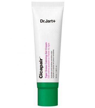 A closer look at the Dr. Jart+ Cicapair Tiger Grass Calming Gel Cream. (From: cultbeauty.com)